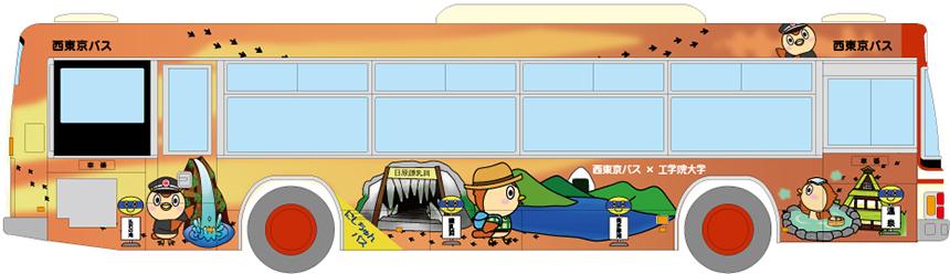 にしちゅんと巡ろう!西東京バス沿線の旅!
